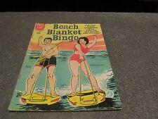 Beach Blanket Bingo #[nn] (Jul-Sep 1965, Dell) Annette Funicello  Frankie Avalon