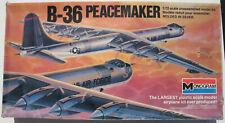 MONOGRAM 5703 - Convair B-36 PEACEMAKER - 1:72 -Flugzeug Modellbausatz Model KIT