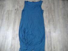 SISLEY schönes Jerseykleid blaugrün Gr. 36 TOP ZT118