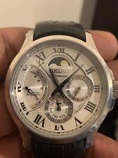SEIKO SRX008 5D88-0AD0 Premier Kinetic Quartz Men's Watch Mint Condition Works !