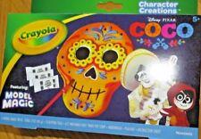 Crayola Model Magic Clay Kit - Disney Pixar COCO Day of the Dead Skull NEW  5yo+