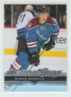 (70053) 2014-15 UPPER DECK YOUNG GUNS BORNA RENDULIC #474 RC