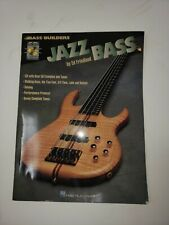 Upright Bass & Electric Bass Introductory to Jazz Book for Double Bass