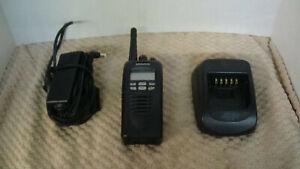 Kenwood NX-300-K2 UHF Digital Radio 400-470 Mhz with Battery Antenna & Charger