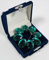 Costume Jewellery Statement Brooch Silver Tone & Plastic Beads Power Dressing