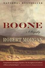 Boone: A Biography (Shannon Ravenel Books), Morgan, Robert, Acceptable Book