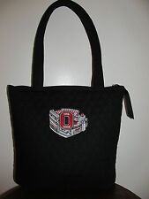 The Shoe, The Ohio State University Handbag Black Zipper top  Made in Ohio, USA