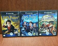Harry Potter Chamber of Secrets, Prisoner Azkaban, Quidditch Nintendo GameCube L