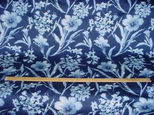 Ralph Lauren LCF65989F Ginger Flower Batik Porcelain Upholstery Fabric