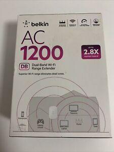Belkin AC1200 Wi-Fi Range Extender F9K1127. WORKS GREAT (A8)
