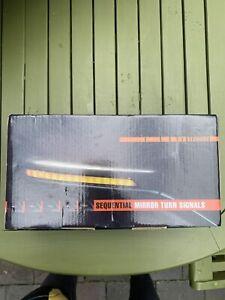AUDI A5 DYNAMIC TURN SIGNALS WING MIRROR -B8 A4/A5/A3/A6/A8/Q3 RS BNIB