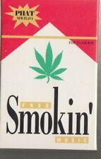 free smokin' music cassette promo new run dmc poor righteous teachers
