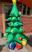 Christmas Tree Blowup Inflatable Yard Decoration