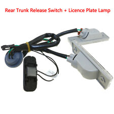 Rear Trunk Release Switch For 2013 Chevy Cruze 1.4L 1.8L With Licence Plate Lamp