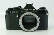 Vintage SLR Camera black Pentax ME Super only body Ref. 111910