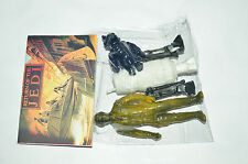 VERY RARE TOY BOOTLEG PACK  FIGURES STAR WARS TOY 100% MEXICAN XIII