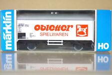 MARKLIN MäRKLIN 4415 K8048 DB OBLETTER SPIELWAREN  Kühlwagen nc