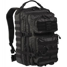 Zaino Incursore Mil-tec Tactical Black Backpack US Assault 36 litri