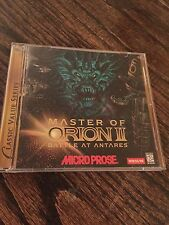 Master Of Orion Battle At Antares Microprose Win 95 98 PC CD ROM PC3