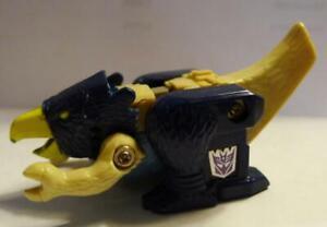 Decepticon Flamefeather Hasbro Transformer Gen 1 Mini robot bird 1980s Toy