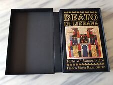 Il Beato Di Liebana Miniature del Beato de Fernando Franco Maria Ricci 1973