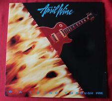 April Wine, walking through fire,  LP - 33 Tours