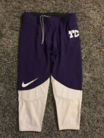 Team Issued New Nike Texas Christian TCU Horned Frogs Football Pants 3XL