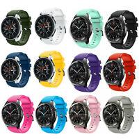 Sport Silicone Band Bracelet Watch Strap For Samsung Galaxy Watch 3 45mm SM-R840