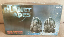 More details for neca planet of the apes resin bookends set of two boxed