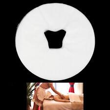 100Pcs Massage Headrest Pads Face Pillow Cover Cushion Head Rest CoversYUDB