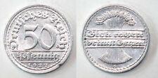 50 Pfennigmünzen der BRD (1949-1950)