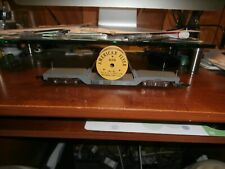 AMERICAN FLYER S SCALE  FLATCAR WITH LOAD--ERIE--636