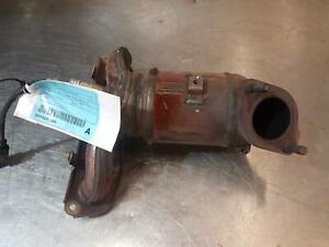HYUNDAI I30 CATALYTIC CONVERTER MANIFOLD-CAT TYPE, 2.0, G4NC, PETROL, PD, 03/17-