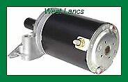 WSSTC0027 Starter Motor 12V For MTD RS Mower TC37284  37284