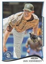 2014 Topps #409 Ian Kennedy San Diego Padres