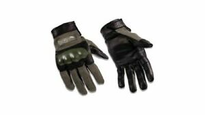 Wiley X Tactical Combat Assault Glove CAG-1 Flame Resistant With Kevlar Green