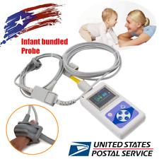 Contec Cms60dinfant Probe Newbornpediatric Pulse Oximeter Spo2pulse Rate Usa