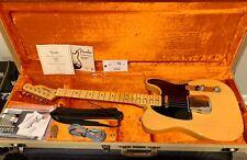 2004 Fender Telecaster '52 American Vintage Reissue AVRI MINT w/ OHSC & Candy