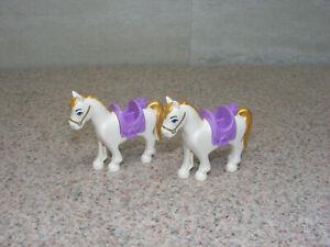 LEGO WHITE FRIENDS HORSE STEED ANIMAL FIGURE