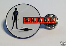UFO Shado Pin Gerry Anderson TV Show / Straker Space 1999 Thunderbirds Brand New