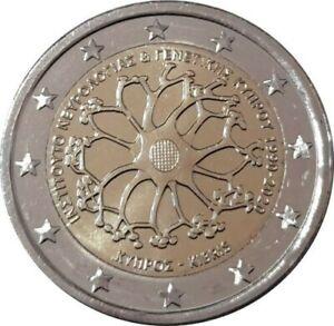 2 Euro Commémorative Chypre 2020