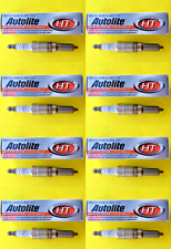 New SET OF 8 Autolite Platinum Spark Plug for Ford - Mercury - Avanti Vehicles