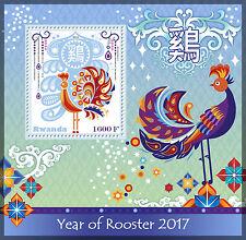 Rwanda-2017-Lunar New Year-year of rooster