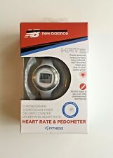 New Balance (50114NB) HRT Slim Mini Heart Rate Monitor Watch - New In Box
