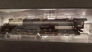 "Rare  Rivarossi HO HR2638 Steam Locomotive ""Big Boy"" Union Pacific #4014 w/DCC"