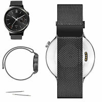 New Magnetic Milanese Loop Steel Watch Band strap for Huawei Smart Watch 2 Strap