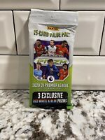Panini PRIZM 2020-21 Premier League EPL Soccer Cello 15 Cards