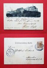 AK SAAZ in Böhmen 1898 Bürgerliches Brauhaus     ( 36779