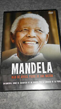 DVD MANDELA  DOCUMENTAL