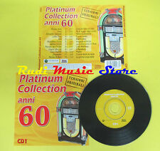 CD PLATINUM COLLECTION CD1 compilation 2009(C1) SOLO PUPO MAL no lp mc dvd vhs